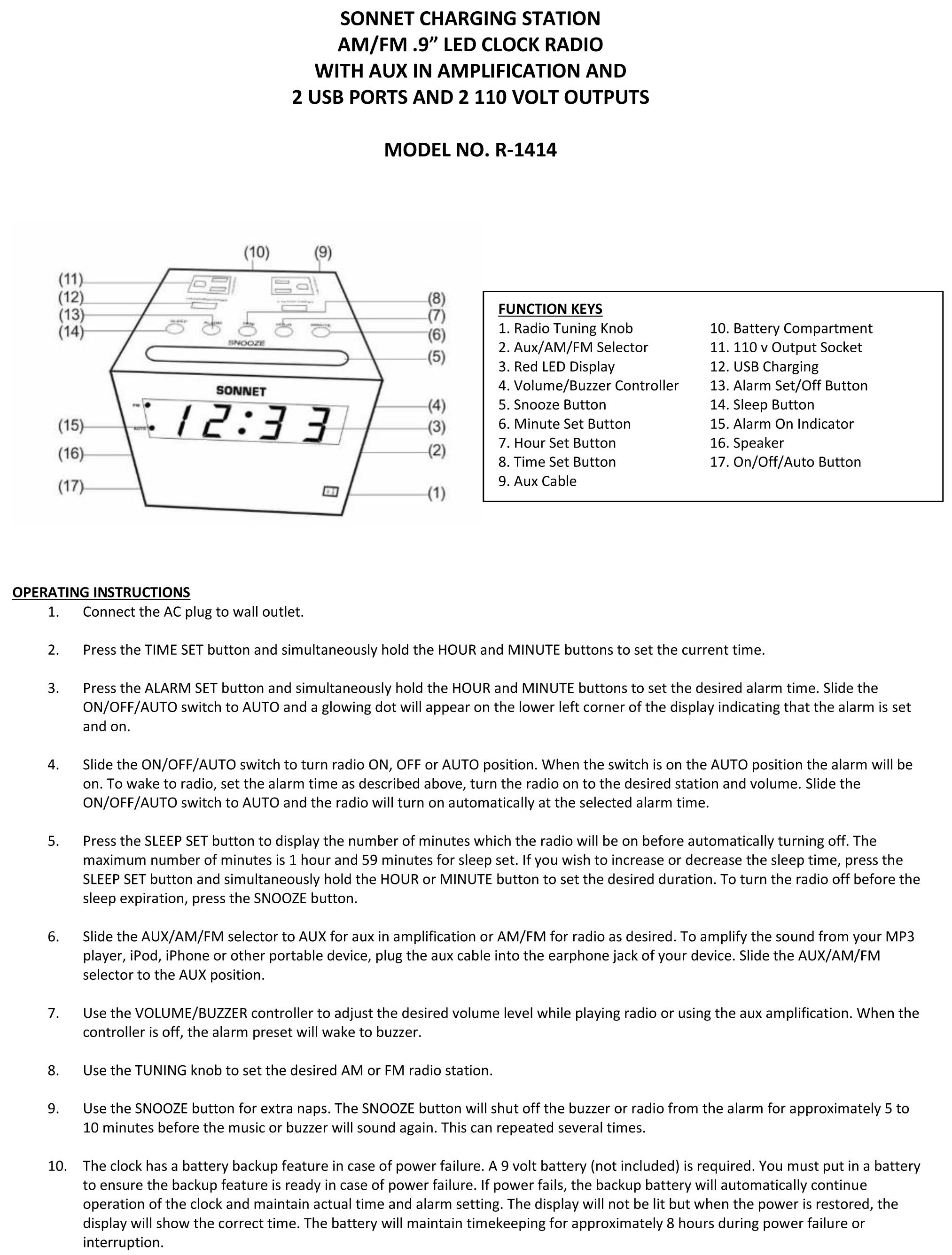 instructions rh sonnetchicago com Tech Comments ACS Technical Manual